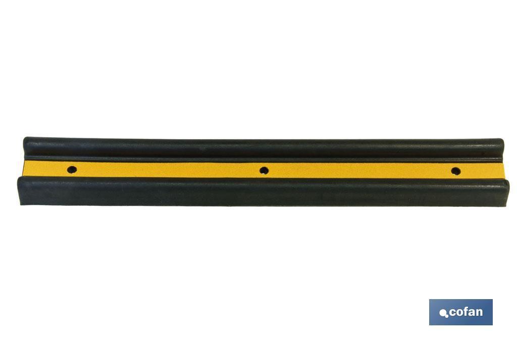 Puerta de automóvil Protección Protector de Borde Claro Protector de Chip Rollo 15 X 500mm Nuevo